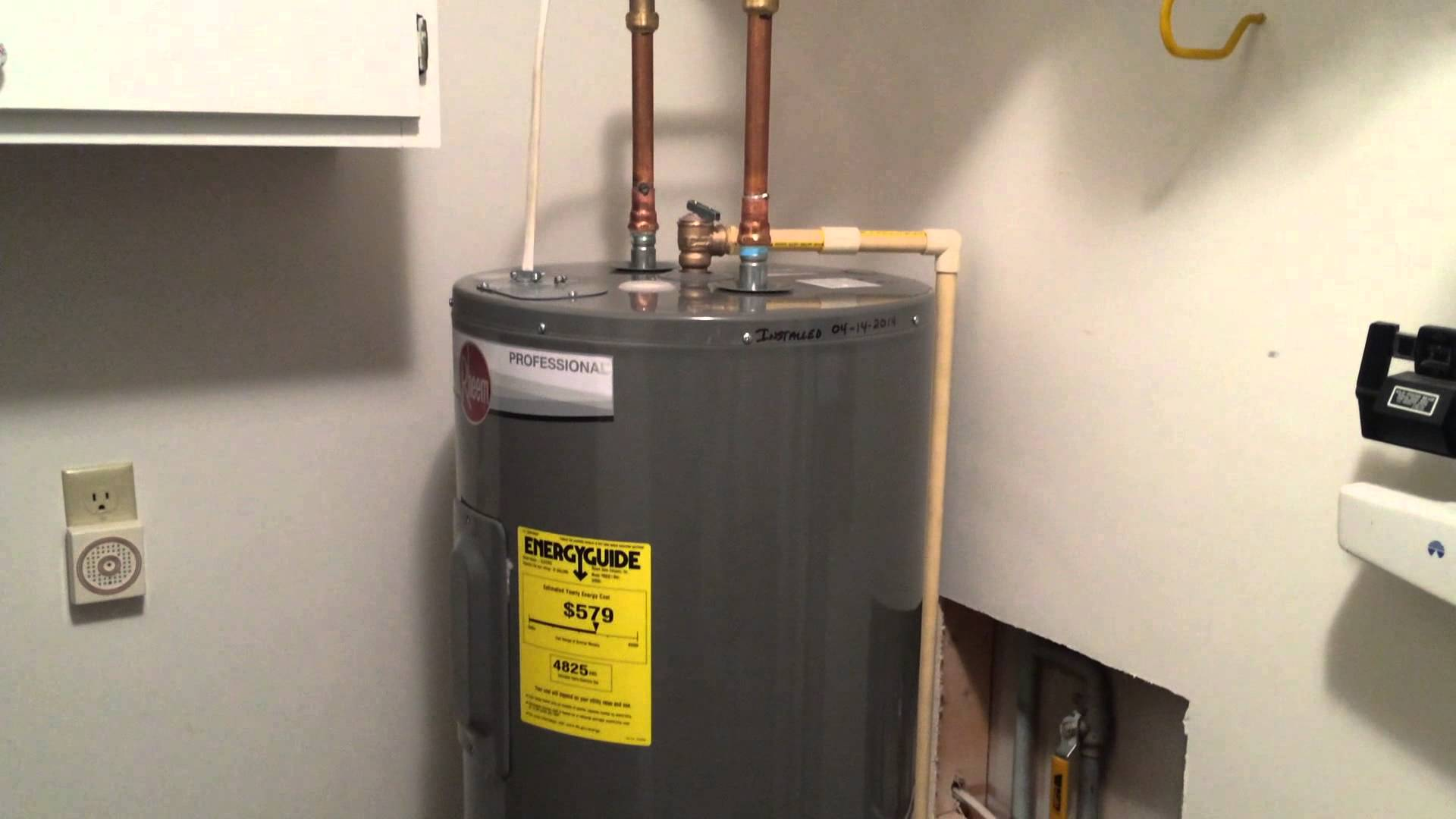 Hot Water Cylinder Gravity Investment Solutions